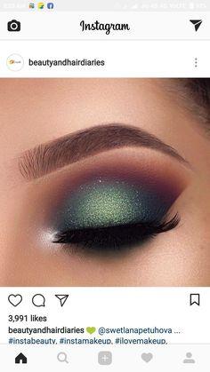 Eyeshadow Looks 36 Christmas Eye Makeups Nice 36 Christmas Eye Makeups Glitter Eyeshadow, Eyeshadow Looks, Eyeshadow Makeup, Eyeshadows, Green Eyeshadow, Glitter Makeup, Eyeshadow Palette, Halloween Eyeshadow, Eyebrow Makeup