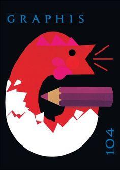Graphis Magazine cover