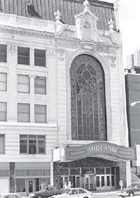 Midland Theatre was one of the first in Kansas City, Mo.