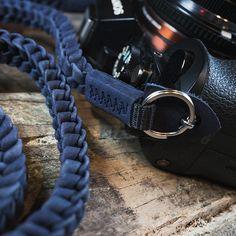 Barton 1972® - Leather Camera Strap | the Original Braided Strap