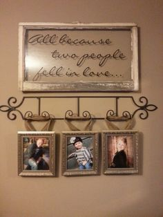 """Old Window """"love"""" :) and a good way to use the plate rack that I have....."""
