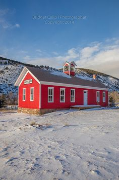 Little Red School House of Maysville