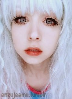 I.Fairy Lucius grey circle lenses are pallid grey circle lenses. They produce the illusion of bigger & beautiful eyes. I fairy Lucius grey c...