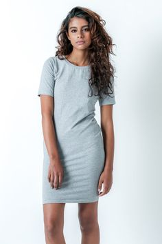 THE DRESS, Grey- The