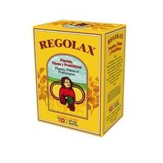 REGOLAX TONGIL 50 cápsulas - Natura Herbolari