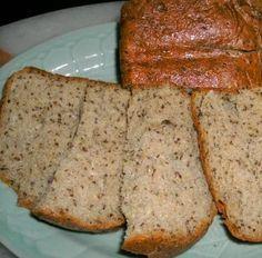 Pão Low Carb - Máquina de Pão