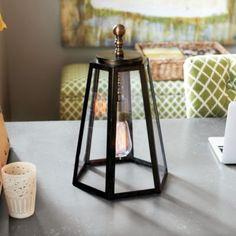 Fletcher Vintage Accent Lamp | Ballard Designs