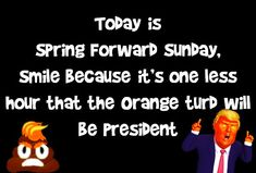 Daylight Savings time Spring forward LOL!!! Alcohol Quotes, Daylight Savings Time, Smile Because, Lol, Humor, Spring, Summer Time, Humour, Funny Photos