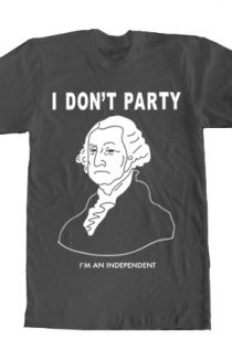 George Washington T-Shirt - Epic Pants T-Shirts - Official Online Store on District Lines - Tek Syndicate History Jokes, History Teachers, Teaching History, Funny History, History Major, Women's History, Ancient History, District Line, Funny Shirts