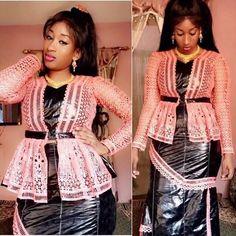Résultats de recherche d'images pour « bazin vip » African Lace Dresses, African Fashion Dresses, African Attire, African Wear, African Style, African Print Fashion, Africa Fashion, Tribal Fashion, Womens Fashion