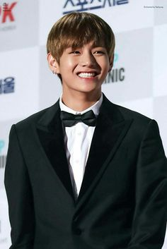 His smile can save me...