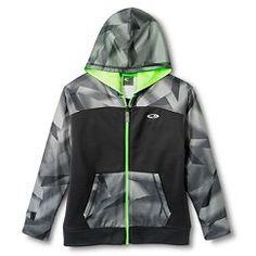 C9 Champion® Boys' Tech Fleece Full Zip Hoodie