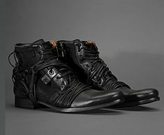 A MAN OF STYLE!: Findings - John Varvatos Limited Edition X-Lace Bo...