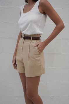 Short Outfits, Trendy Outfits, Cute Outfits, Fashion Outfits, Womens Fashion, Spring Summer Fashion, Spring Outfits, Looks Street Style, Mode Inspiration