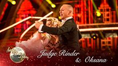 Judge Rinder & Oksana Platero Quickstep to 'It Don't Mean A Thing' - Str...