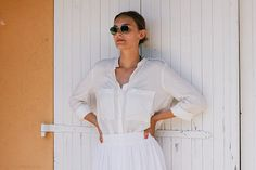 POLIENNE ⎪All White