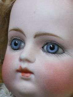 ~~~ Beautiful Early Period French Bisque BeBe by Gaultier ~~~