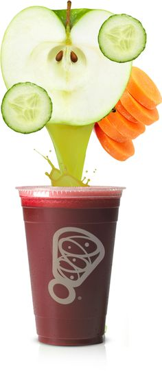 Rejuvenator Raw Juice: Apple, Carrot, Beet, Cucumber & Ginger. Full of antioxidants, this blend of fresh squeezed juices invigorates your body so you can conquer your day. #juiceitup #rejuvenator #livelifejuiced