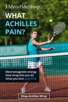 Achilles T-Shellz Wrap - deep tissue healing to help overcome achilles tendonitis, tendinosis, and torn tendon. Based on electromagnetic energy. Stretches, Exercises, Thermal Energy, Learn To Run, Deep Tissue, Achilles, Injury Prevention, Medical Conditions, Chronic Pain