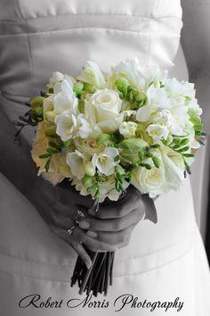 Fresia bouquet