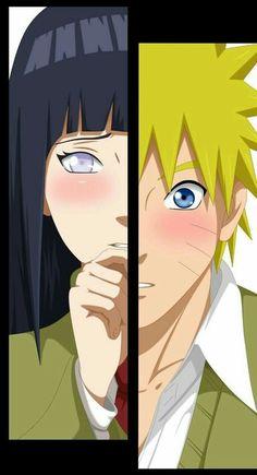 NaruHina Naruto and Hinata Otaku Anime, Anime Naruto, Naruto Art, Naruto And Sasuke, Naruto Uzumaki Shippuden, Boruto, Hinata Hyuga, Naruhina, Naruto Mobile
