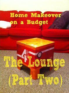 Budget home makeover