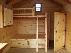 Výsledek obrázku pro small cabin interior design