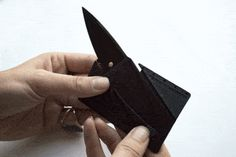 Get this cool little Wallet Card Knife for FREE!