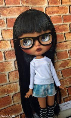 Flickr  #blythe #custom #doll