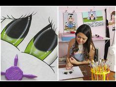 Artes Mariana Santos: OLHINHOS PERFEITOS