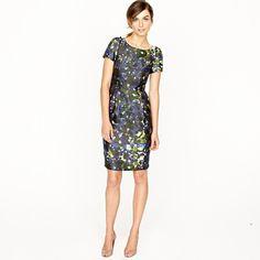 Jcrew lillian dress