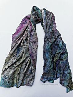 Hand painted Batik scarf, Long scarf,Abstract Batik scarf,Artistic batik scarf,unique batik scarf,Hippie scarf,Batik scarf gift,Boho stile Ballet Beautiful, Beautiful Hands, Long Scarf, Ballet Dancers, Mild Soap, Silk Scarves, Blue Bird, Im Not Perfect, Hand Painted