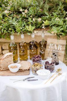 Inspiration Mariage - Mariage lavande en Provence– Save the Date