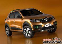 Renault Kwid 2018 será oferecido em pré-venda a partir do dia 15 de maio