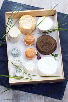 Les fromages, Epoisses, Brillat-Savarin, Chaource, Aisy-cendré, Langres, Chèvres du maconnais, Charolais, ...