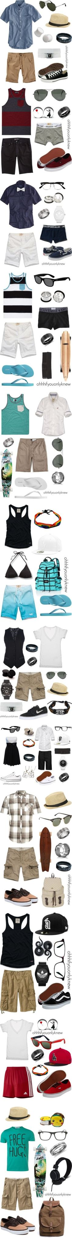 """Summer Time"" by ohhhifyouonlyknew on Polyvore"