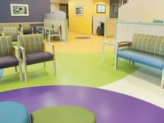 Waiting area | nora Systems, Inc.