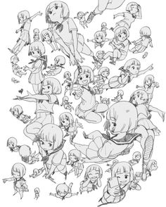 Animation Reference, Drawing Reference Poses, Drawing Skills, Drawing Poses, Manga Drawing, Figure Drawing, Drawing Sketches, Drawings, Figure Reference