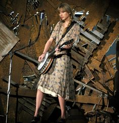 """""""Taylor Swift has triumphed over so much adversity in her 22 years. She's survived being dumped by both Jake Gyllenhaal and a Jonas Brother. She bounced back from being rudely interrupted by Kanye West. And, with the Joads in tow, she escaped the drought-plagued Dust Bowl with nothing but a threadbare dress and her 8th-grade essay on """"The Grapes of Wrath."""" hahahaha"""