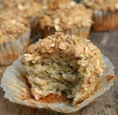 Maple Oatmeal Muffins - Bunny's Warm Oven