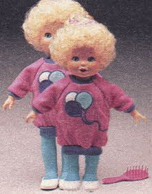 Baby Grows Doll From The 1980s