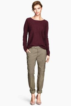 Pantalón cargo | H&M