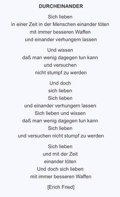 Die 31 Besten Bilder Von Erich Fried Erich Fried Wörter