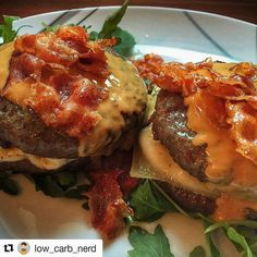 From @paleobrazil  @low_carb_nerd with @repostapp  Peanut-Butter Bacon Burger  #keto #ketomeals #lchf #lowcarb #highfat #atkins #bestdietever #whatdiet #fatisfuel #ketogenic #kcko #eatfatloseweight #lowcarbhighfat #ketosis #ketocooking #lowcarbcooking #lowcarbliving #ketoliving #ketofoods #xxketo #ketodiet #ketodinner #weightloss #lifestylechange #ketofitguide #ketofitchallenge