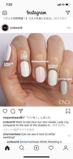 Cnd Shellac Colors, Nails, Finger Nails, Ongles, Nail, Nail Manicure