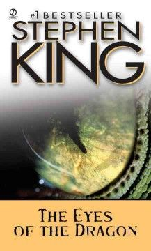 the eyes of the dragon is my favorite Stephen King book of all time. I Love Books, Great Books, Books To Read, Ya Books, Date, Stephen King Novels, Stephen Kings, Thing 1, Horror Books