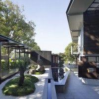 Bark Design Architects have completed the Maleny House on Australia's Sunshine Coast