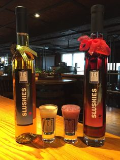 The Ice House Winery - Niagara On the Lake, ON, Canada. N'Ice Slushies @ The Ice House