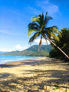 Thala Beach Lodge: Your private beach - Oaks beach #Queensland #Australia