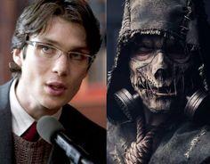 Cillian Murphy as Scarecrow (Jonathan Crane)